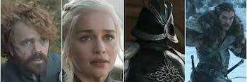 Daenerys at Dragonstone in 'Game of Thornes' Season 7