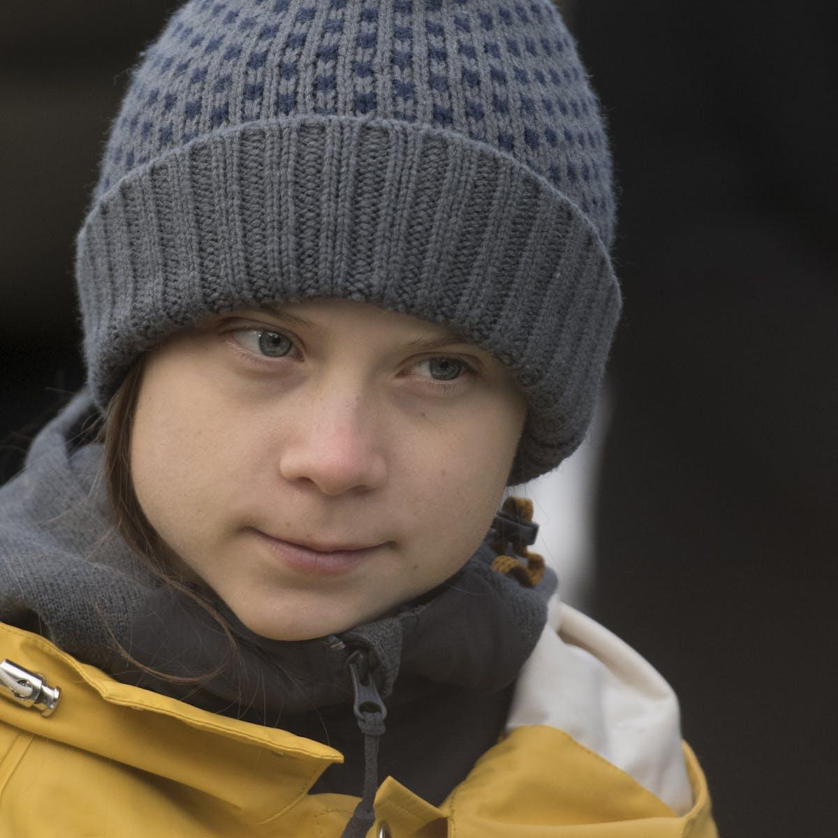 When talking about climate change, use Greta Thunberg's masterful method