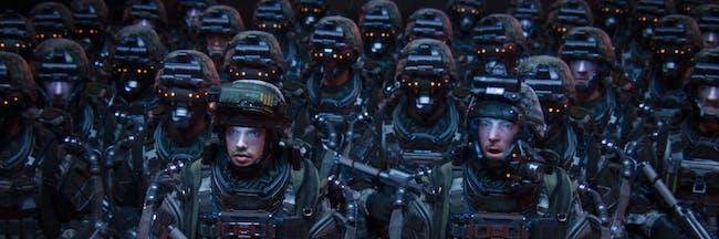 Call of Duty : Advanced  Warfare soldier screenshot game video game CoD