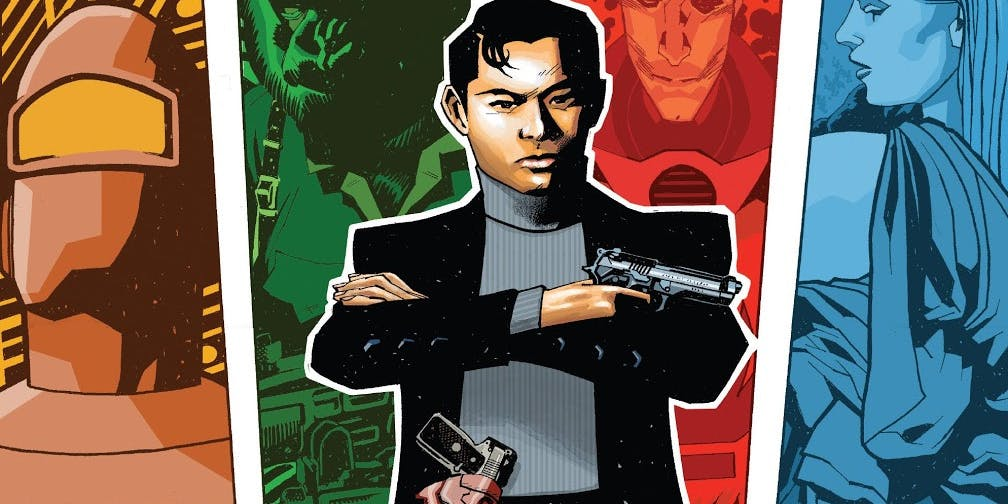 Marvel Jimmy Woo Ant-Man and the Wasp