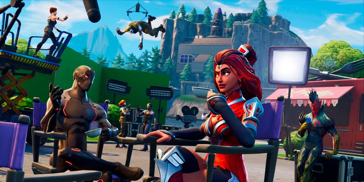 fortnite e3 2018 pro am competition livestream when and where to watch inverse - fortnite live youtube tbnrfrags