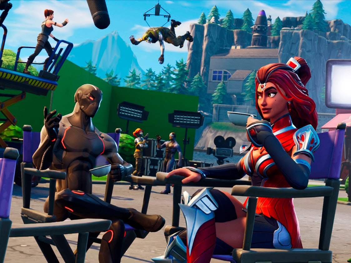 Fortnite E3 2018 Pro Am Competition Livestream When And Where To