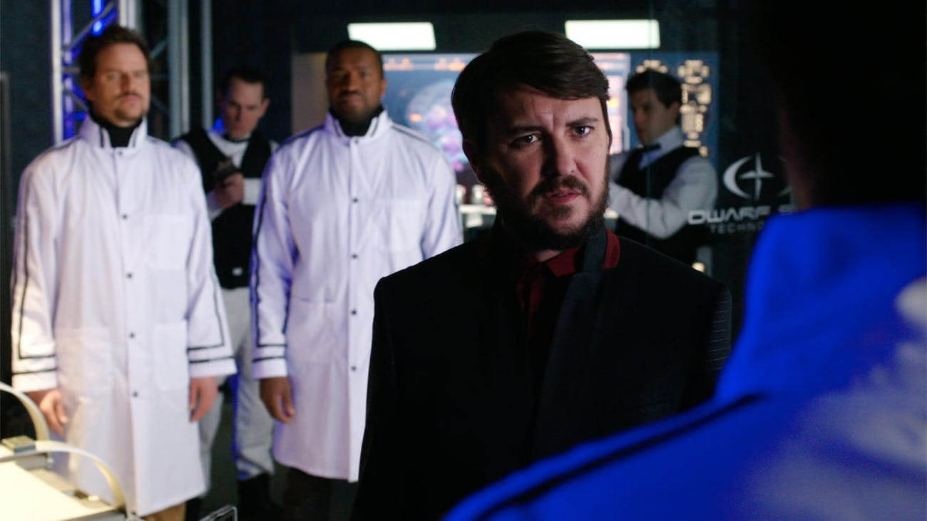 Scientist and creator of Two, Alexander Rook, will no doubt make an appearance in Season 3.