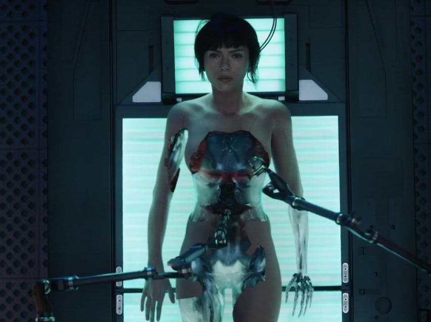 The Science Behind the Cyberbrain in 'Ghost in the Shell'