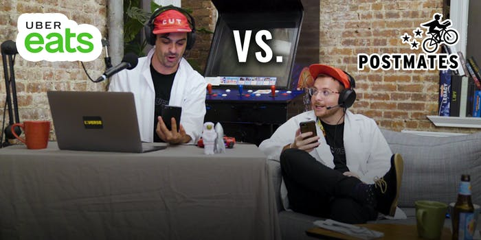 Testing Uber Eats and Postmates. Which is the superior app?