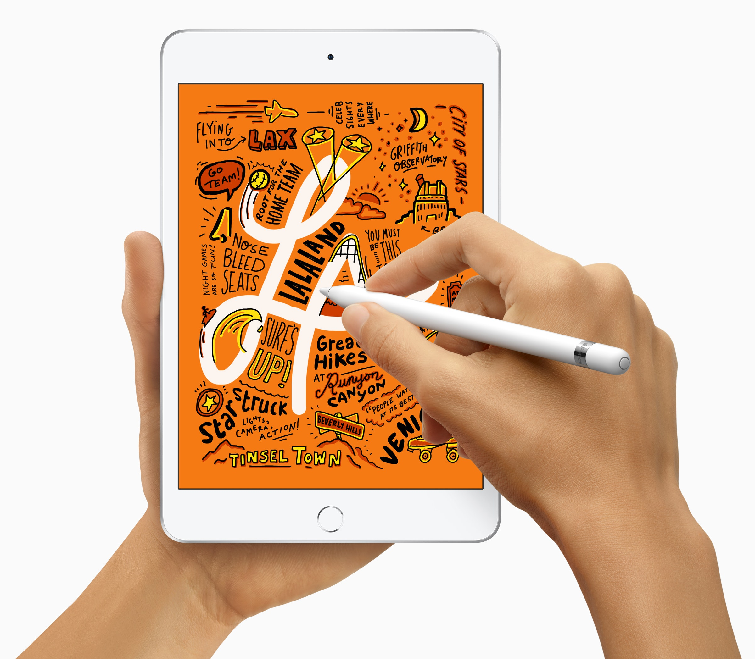New iPad Mini and iPad Air: Apple Pencil Support Gives Big Boost to Artists