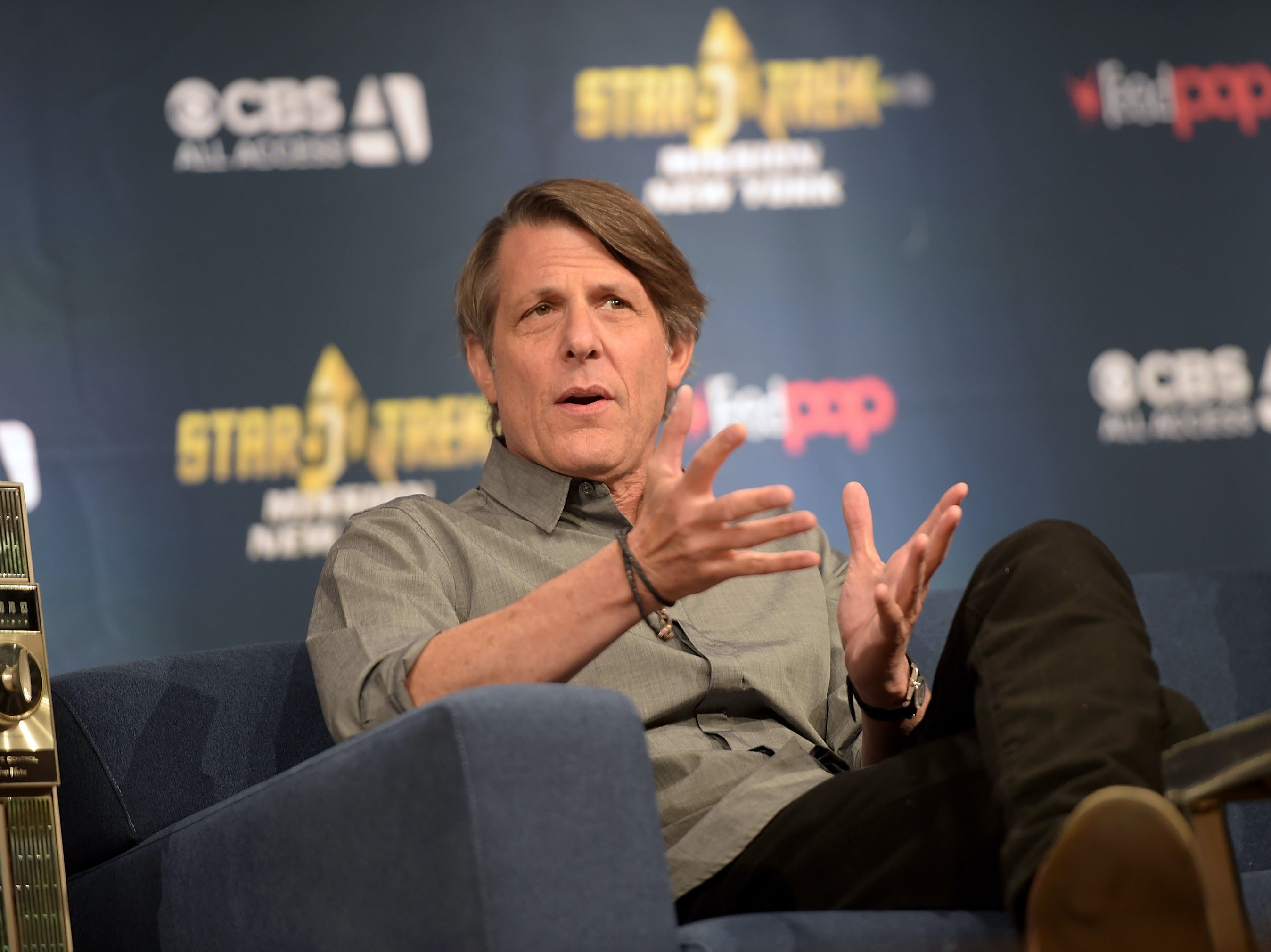 Leonard Nimoy's Son Explains How He'd Direct 'Star Wars'