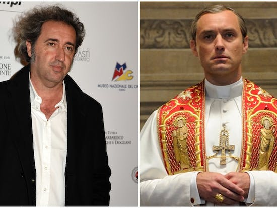 Paolo Sorrentino is the Reason 'Young Pope' Will Fuck You Up