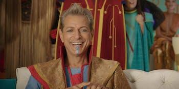 Thor Ragnarok Jeff Goldblum