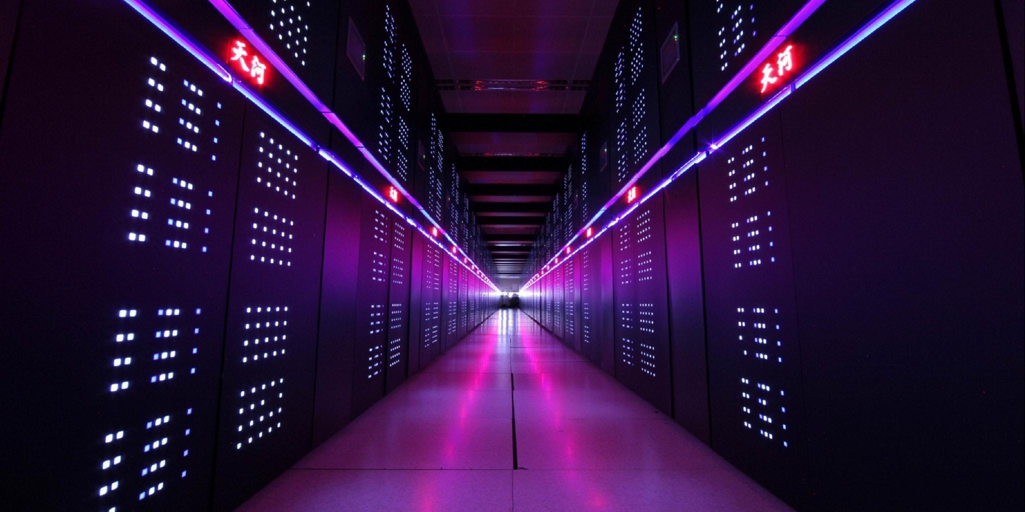Chinese Supercomputer Tianhe-2