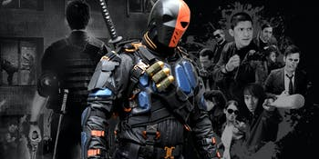 Deathstroke Movie The Raid