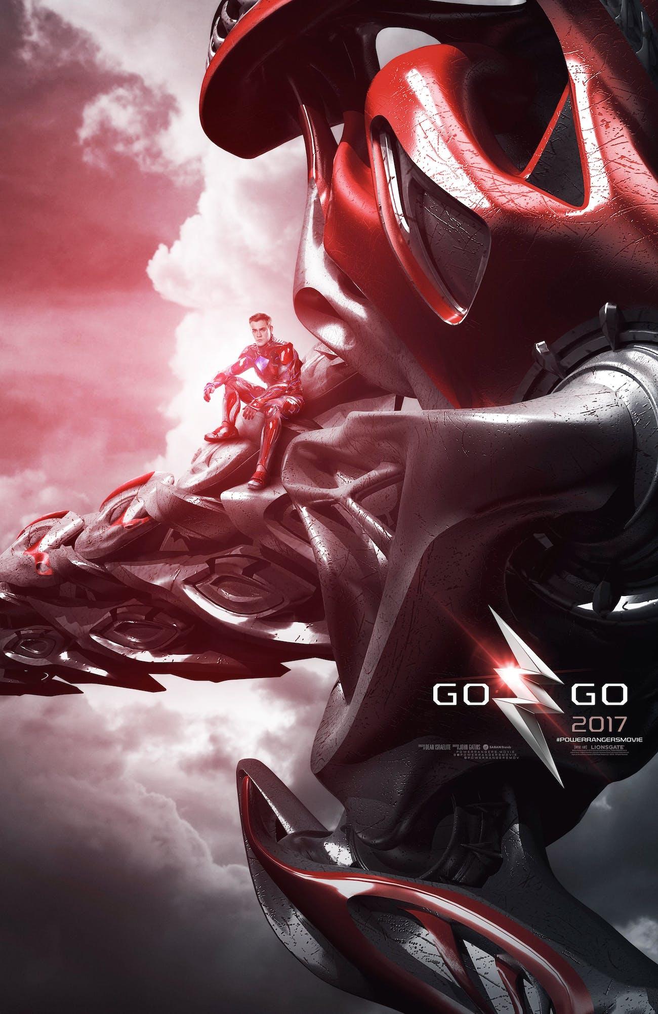 Power Rangers 2017 Movie Megazord