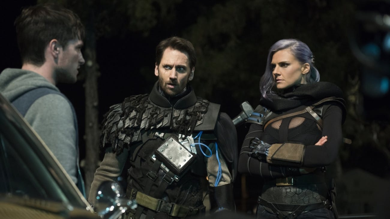 'Future Man' Season 2 release date
