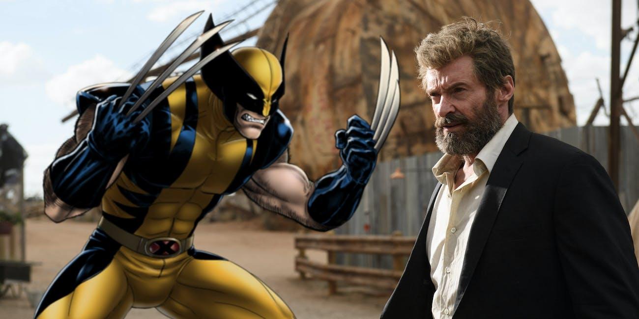 'Logan' Star Hugh Jackman Teases Classic Yellow Wolverine ...
