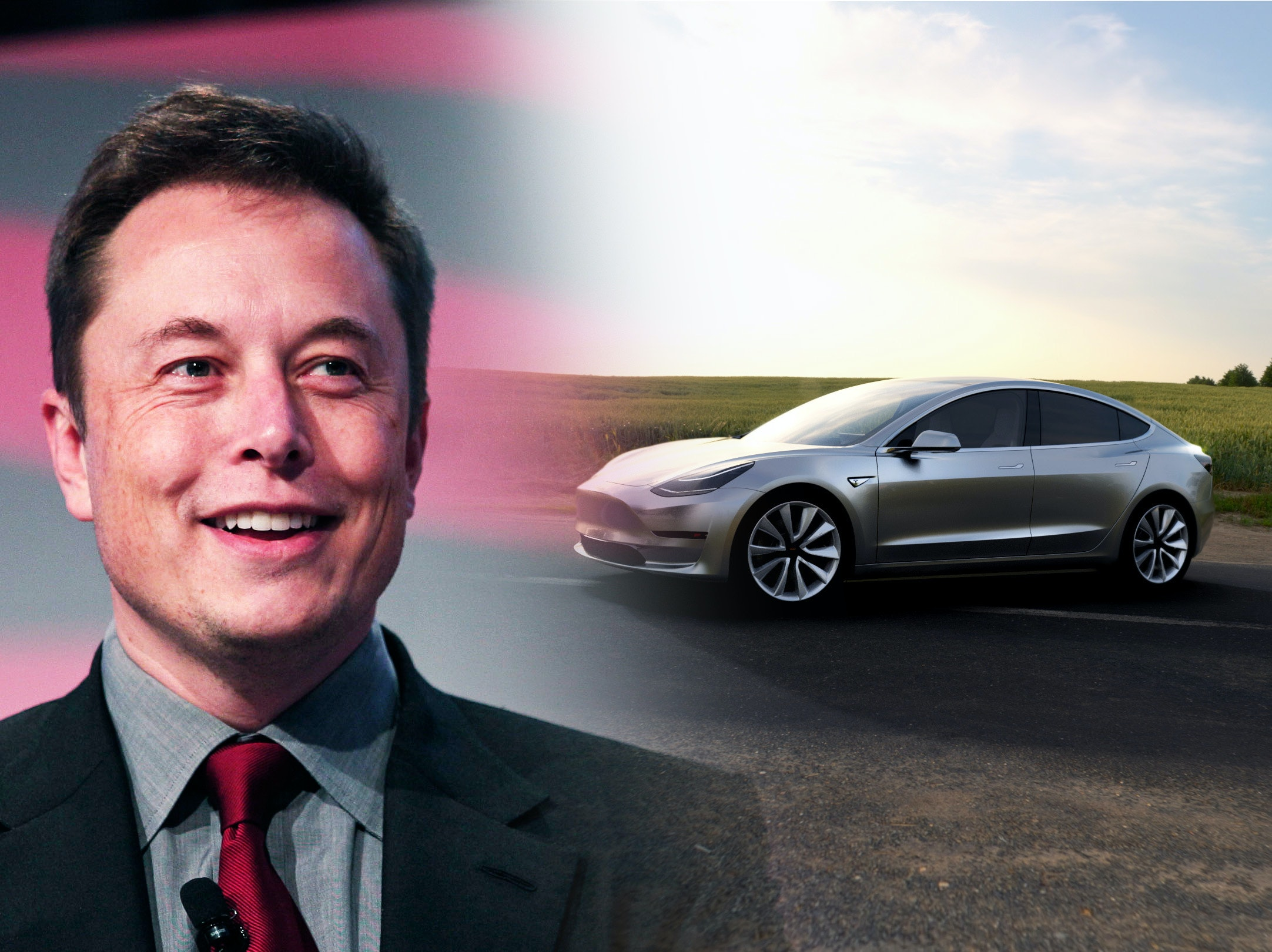 """Elon Musk Says Tesla Model 3's """"Third Reveal"""" Will Be Spring 2017"""
