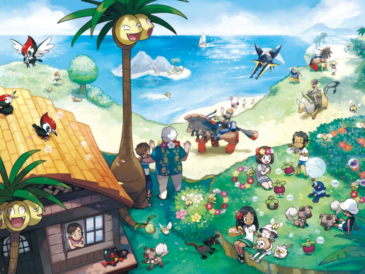 The Best Sun And Moon Pokémon To Catch Early Inverse