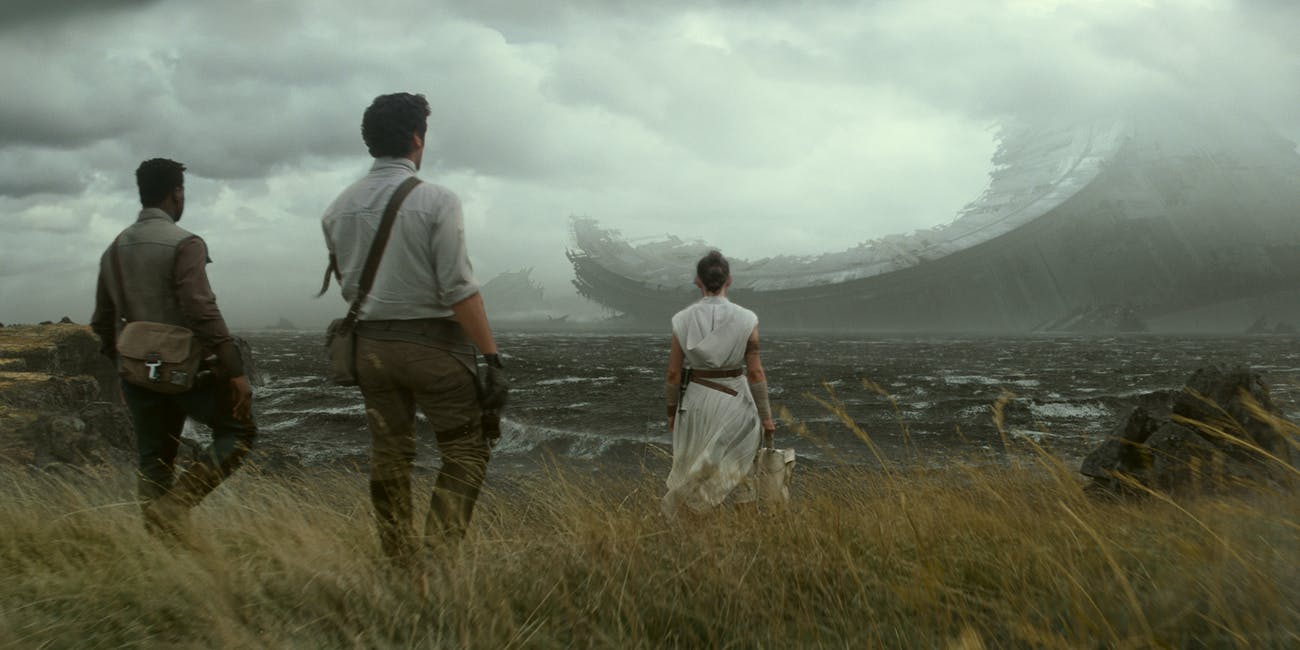 Star Wars the Rise of Skywalker Finn