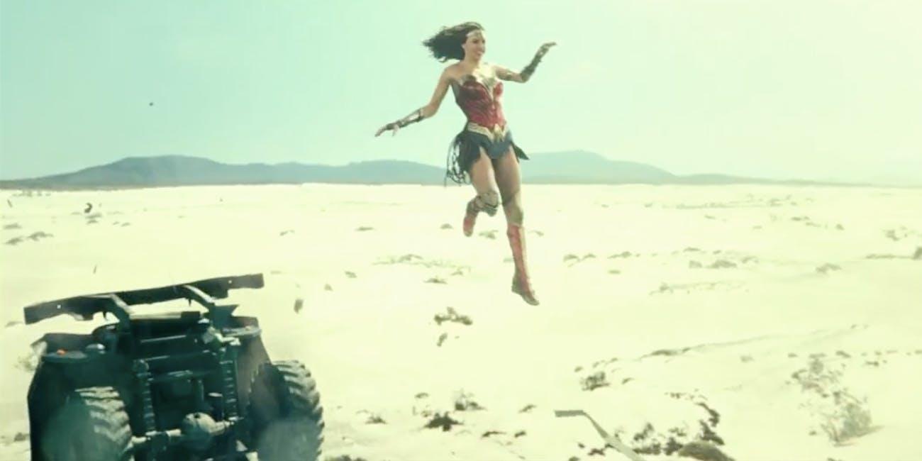 'Wonder Woman 1984' trailer breakdown
