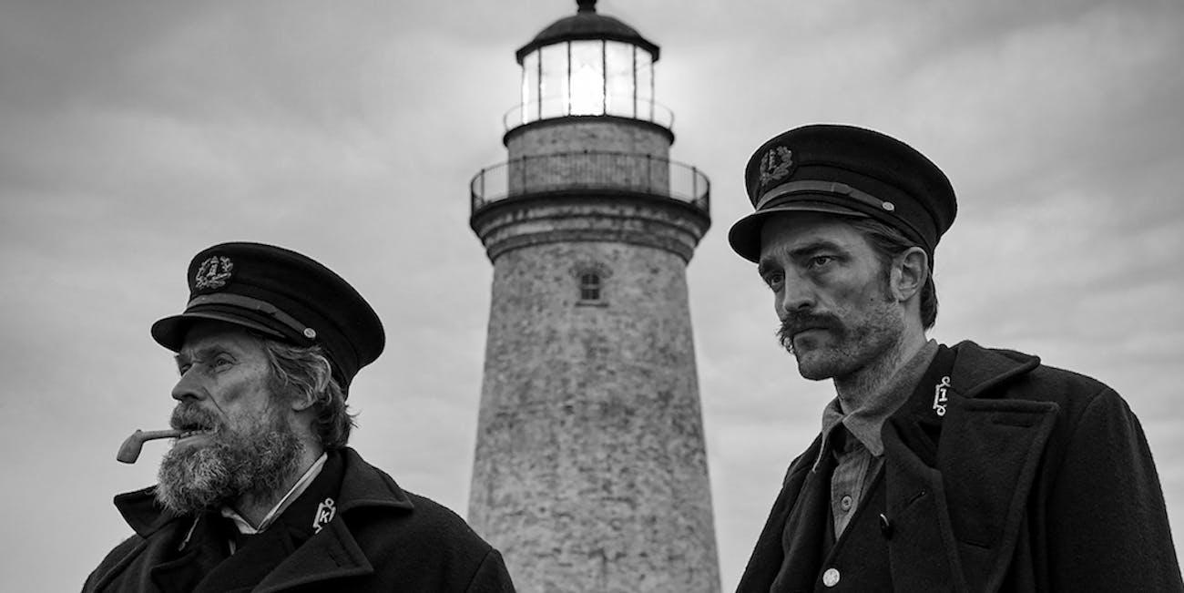 the lighthouse robert eggers