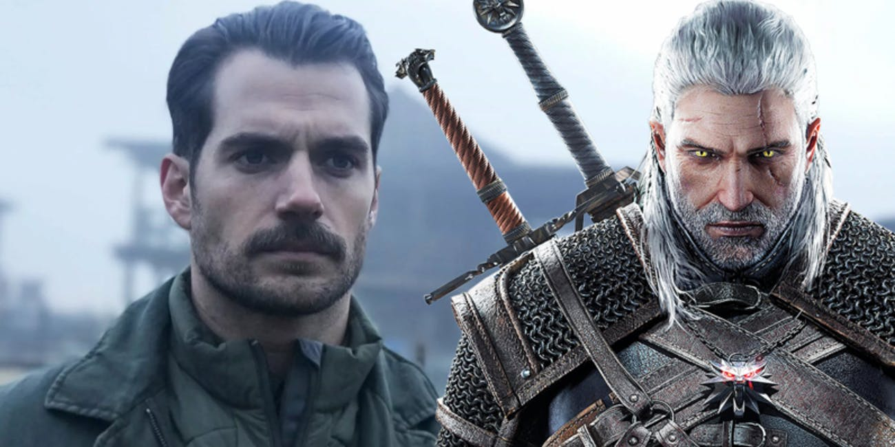 the witcher henry cavill netflix
