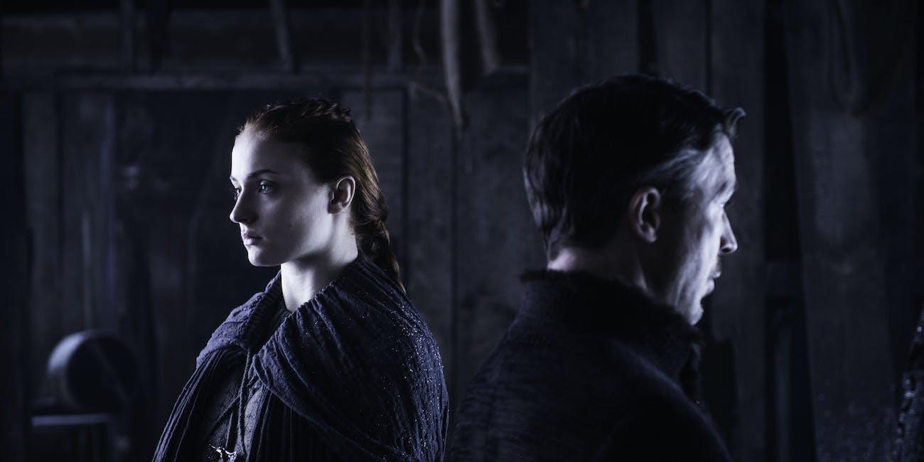 Why That Sansa and Littlefinger Scene Was Sansa's Most