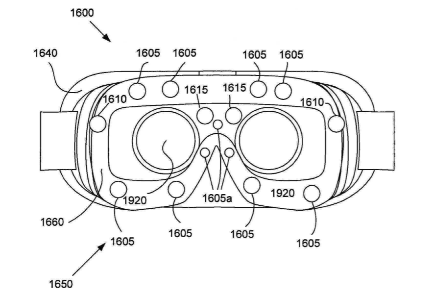 External sensors on the headset would aid in motion tracking.