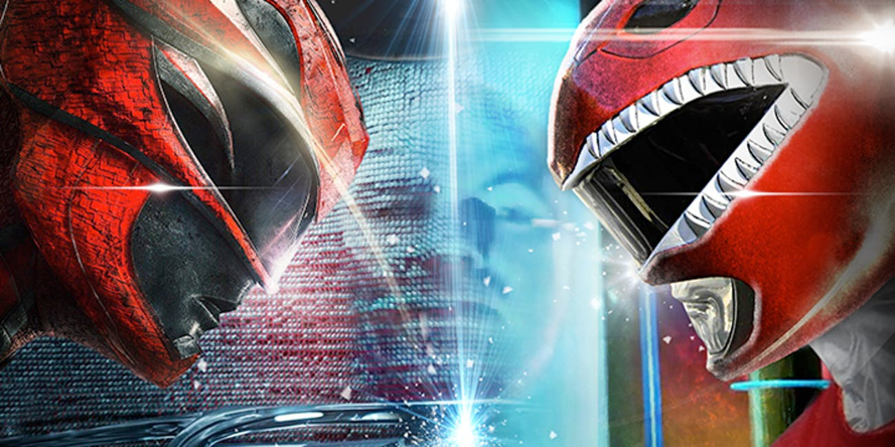 Power Rangers Red Ranger
