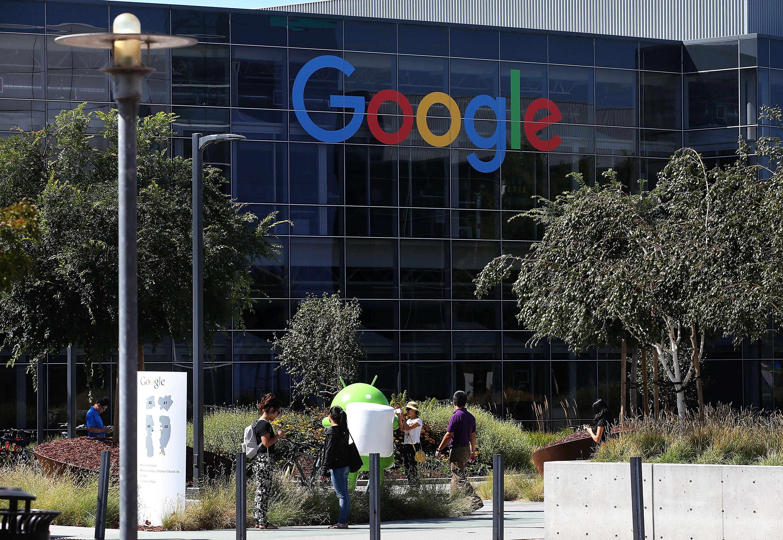 google releases plans for its futuristic new headquarters in california inverse big heatherwick futuristic google hq