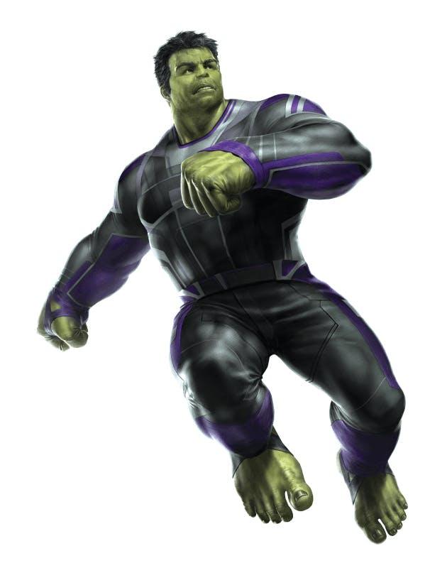 avengers 4' spoilers: promo art shows return of hulk and captain