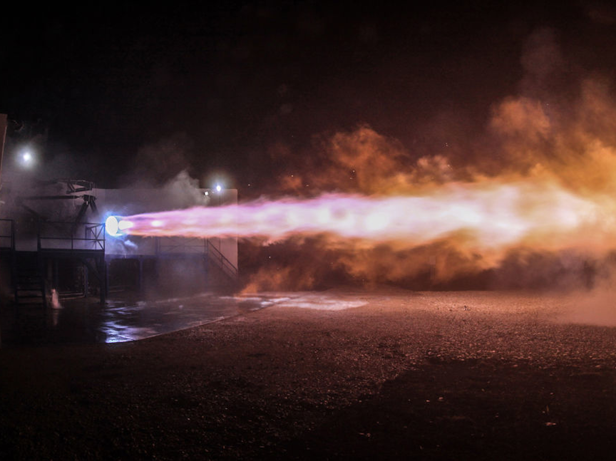 SpaceX: How Elon Musk's Raptor Engine Went from Dream to Mars-Bound Reality