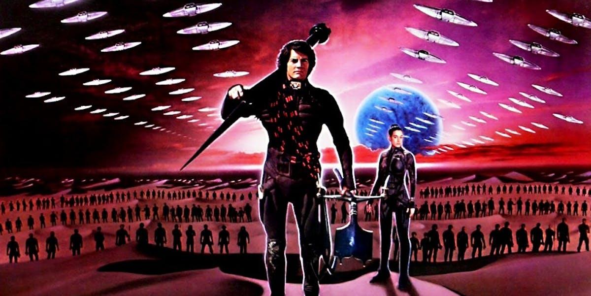 'Dune' poster.