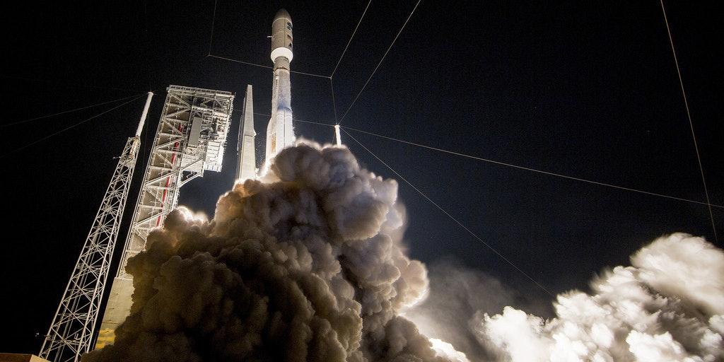 goes-r satellite launch