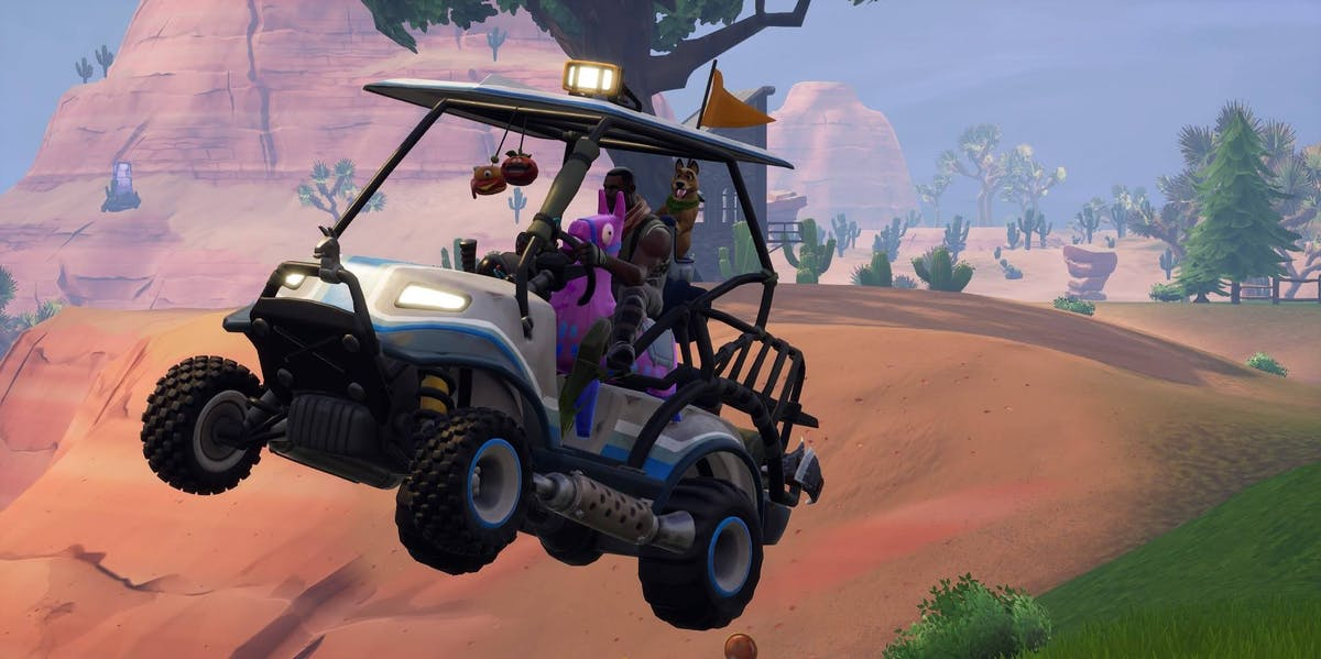 'Fortnite' Flaming Hoop Locations: Map and Video Guide for ...