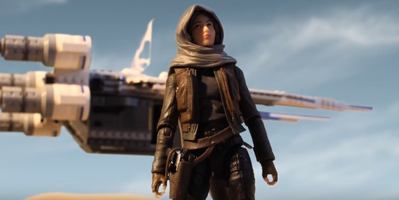 Jyn Erso Action Figure