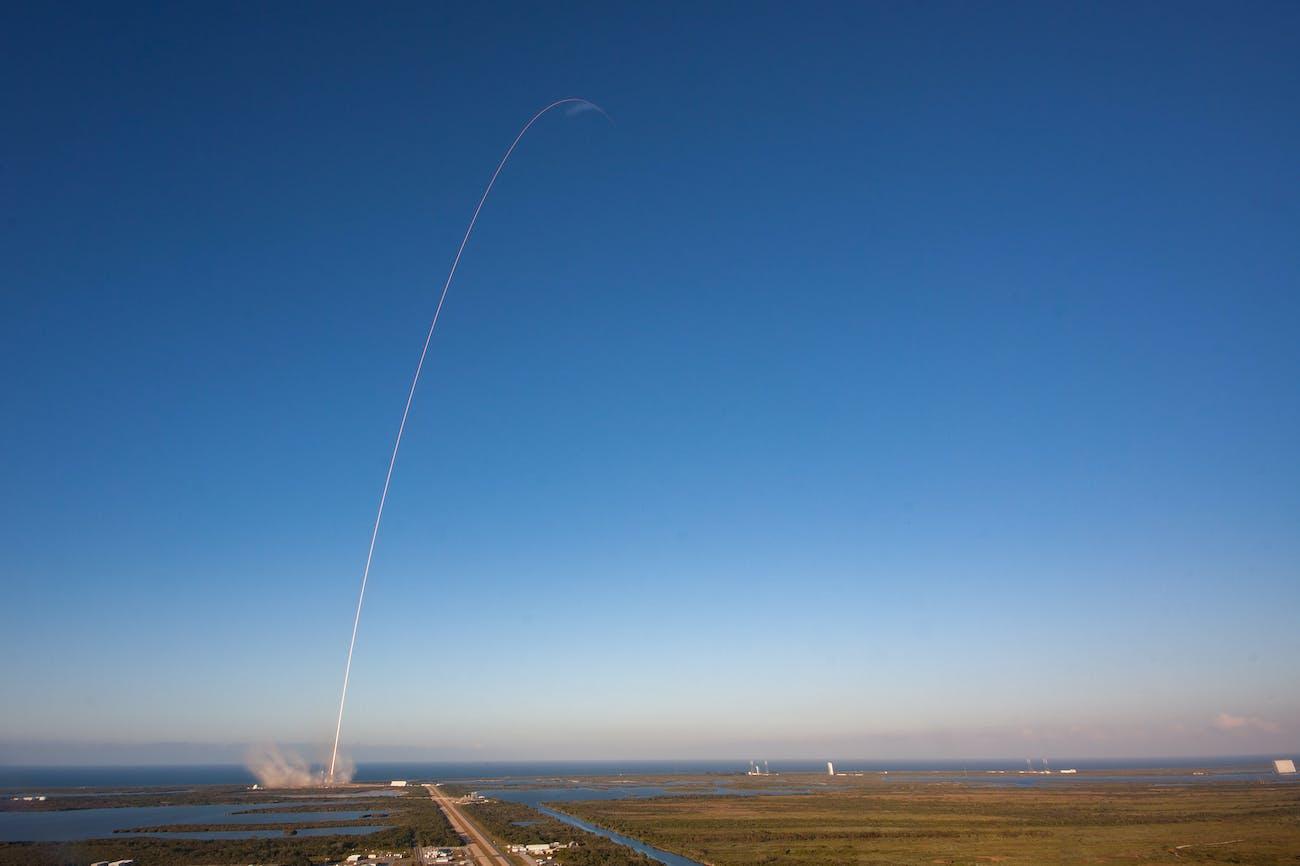 Falcon 9 Kennedy Space Center