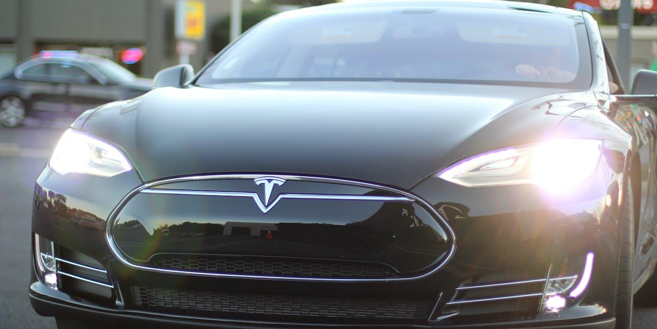 Tesla Model S Fog Lights