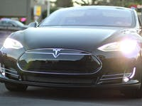 Tesla Model S Fog Lights