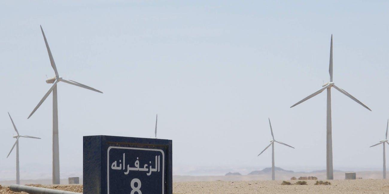 2030 2025 renewables solar wind egypt sustainability goals united nations