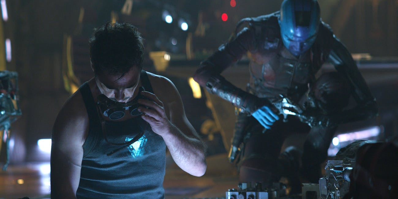 Avengers: Endgame' Toy Leaks May Reveal How Iron Mean Beats