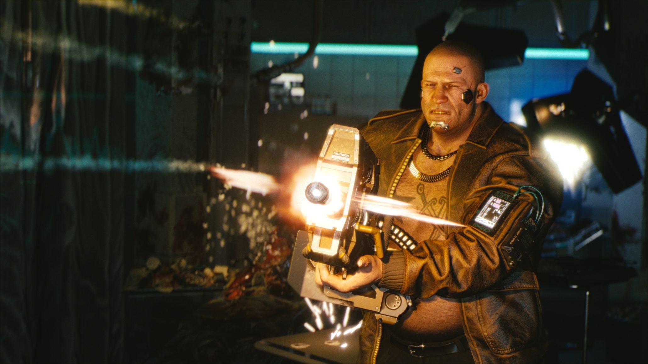 Game Cyberpunk 2077 2019 43