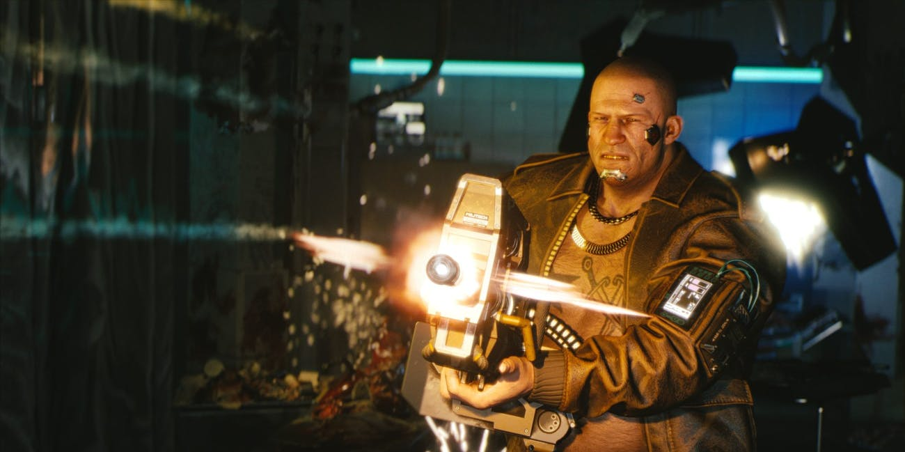'Cyberpunk 2077' Trailer