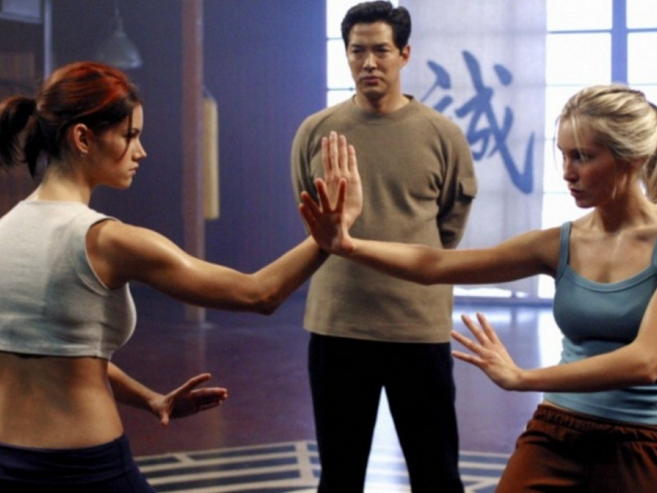 It's Time to Reboot WB's 'Black Sash,' the Martial- Arts, Teen-Cop Drama Gone too Soon