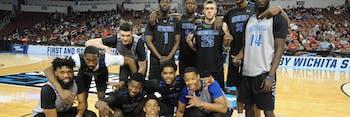 NCAA basketball Seton Hall