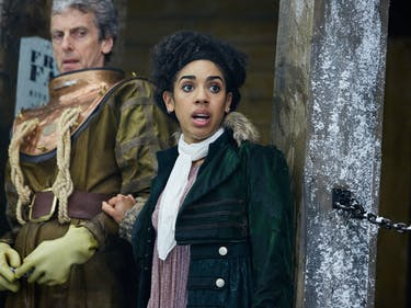 'Doctor Who' Literally Time Travels to Punch Racists in 1814