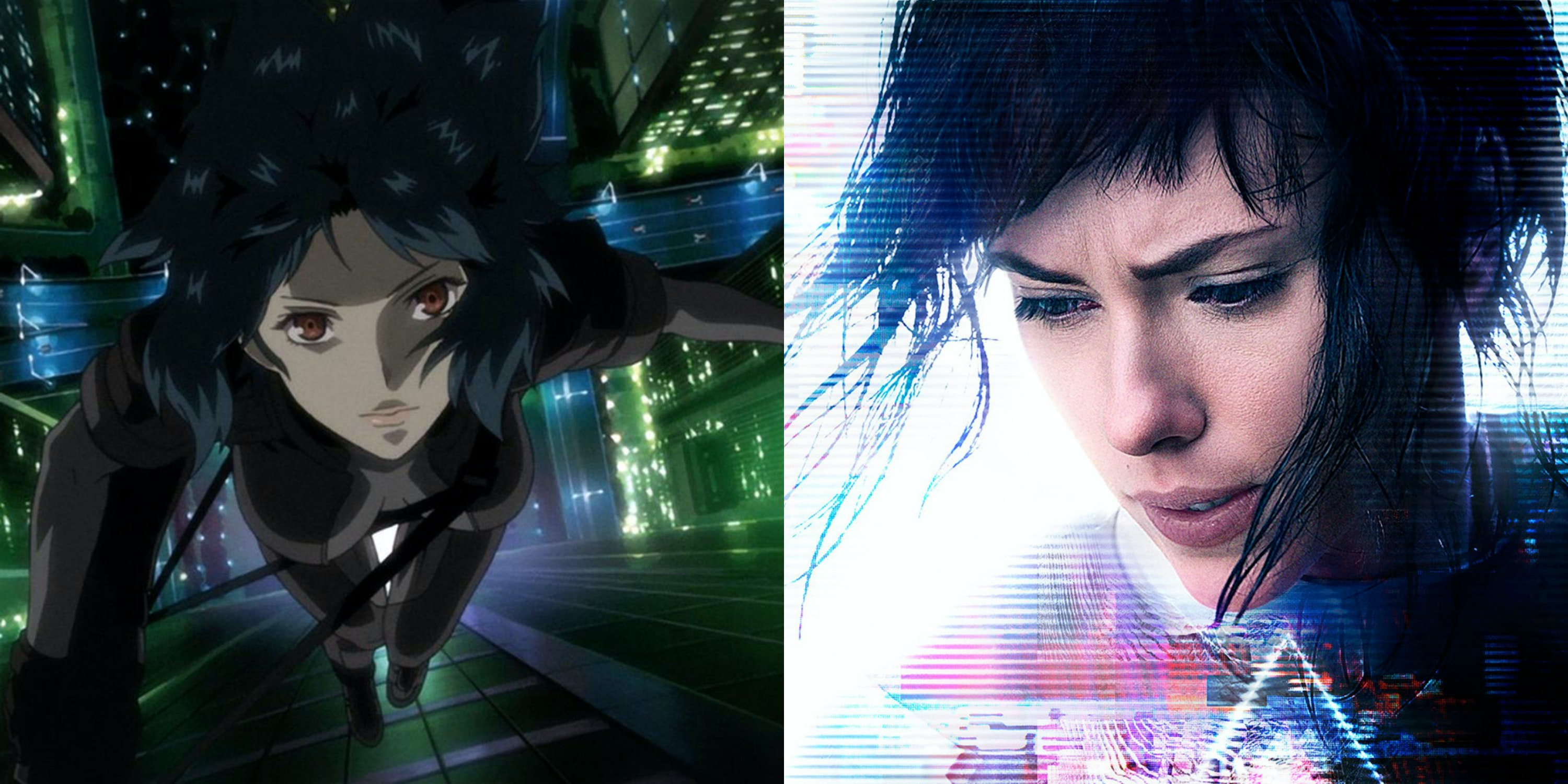 the theme of the issue of humanity in the japanese anime film ghost in the shell Essentially, american film doesn't have the heart for the very specific subtlety and depth of feeling that fans love japanese film for ghost in the shell is no different.