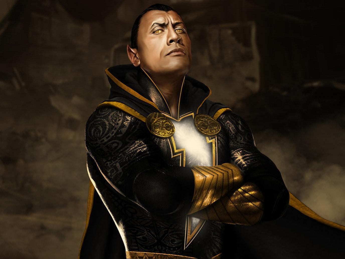 Reverse Engineering Superheroes Will Pay Off in 'Black Adam'
