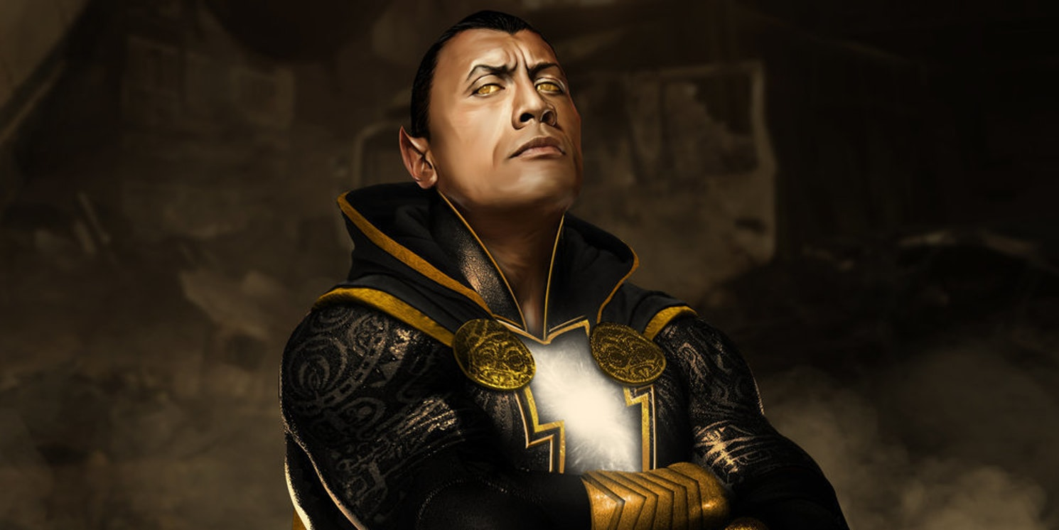 Reverse Engineering Superheroes Will Pay Off in 'Black Adam'