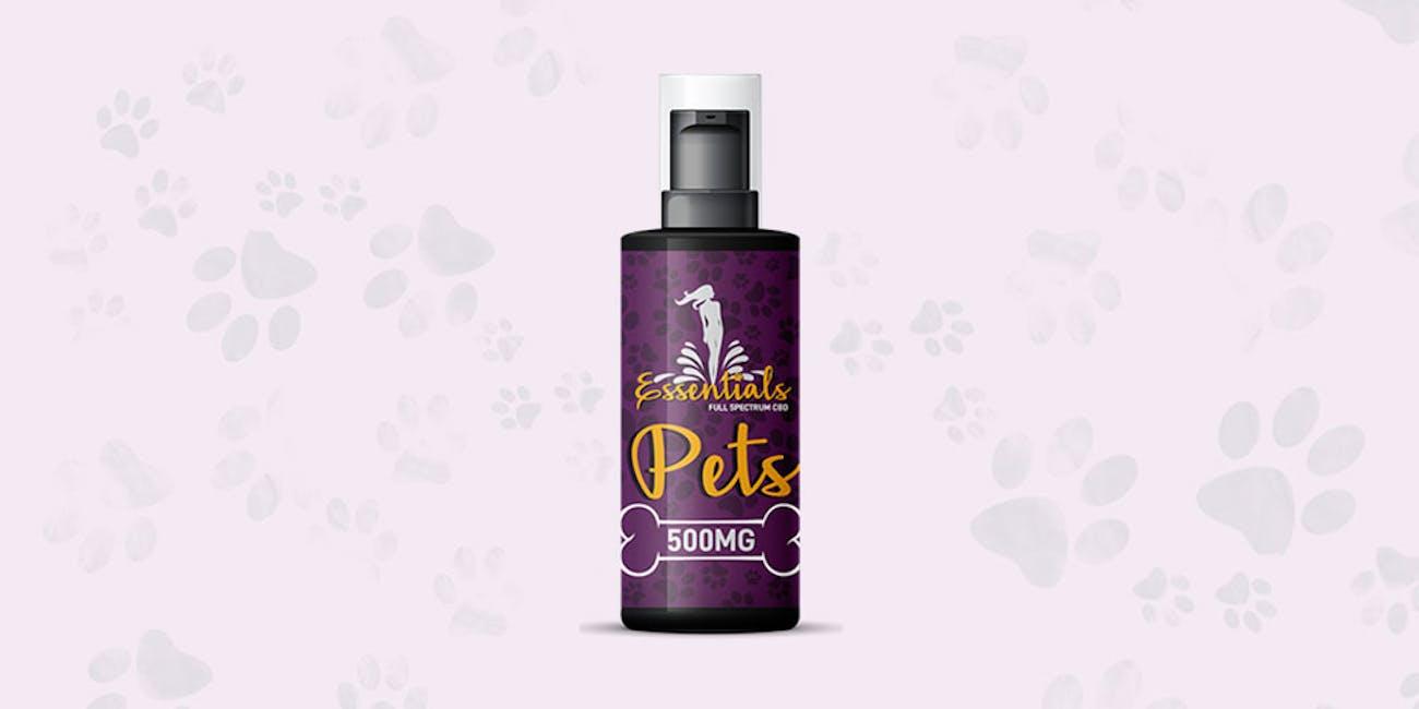 cbd pet spray, pet spray, cbd for pets
