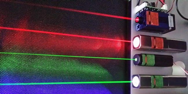 Q-Line Lasers (405nm, 445nm, 520nm, 532nm, 635nm, 660nm)