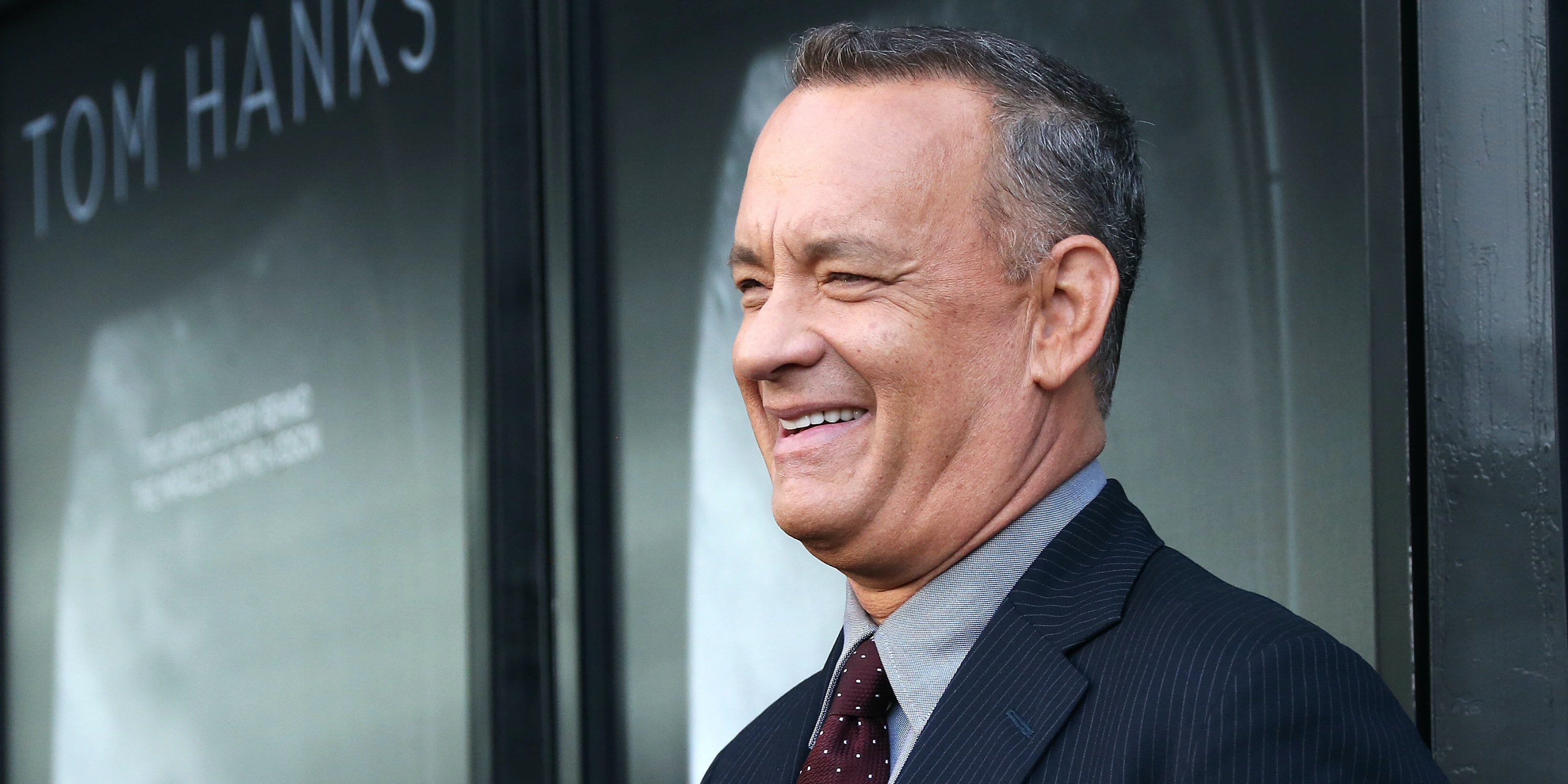 LOS ANGELES, CA - SEPTEMBER 08:  Actor Tom Hanks attends the Screening of Warner Bros. Pictures' 'Sully' at the Directors Guild Of America on September 8, 2016 in Los Angeles, California.  (Photo by Frederick M. Brown/Getty Images)